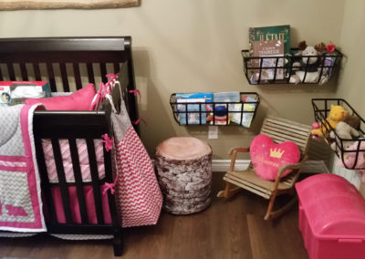 A-Rock Handyman Services - Baby Room