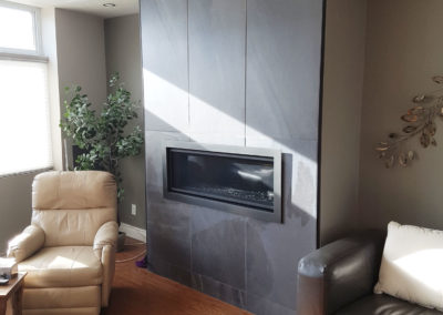 A-Rock Handyman Services - Fireplace