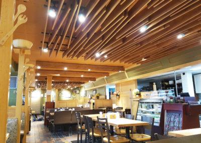 A-Rock Handyman Services - Gloria's Restaurant Sudbury
